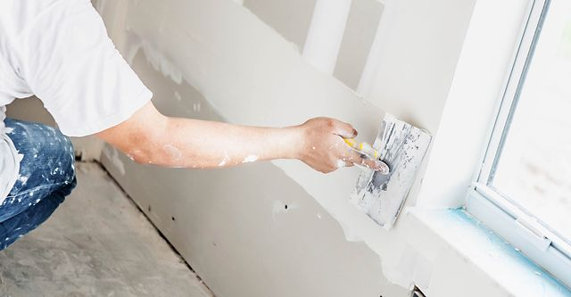 Drywall Repair Coquitlam